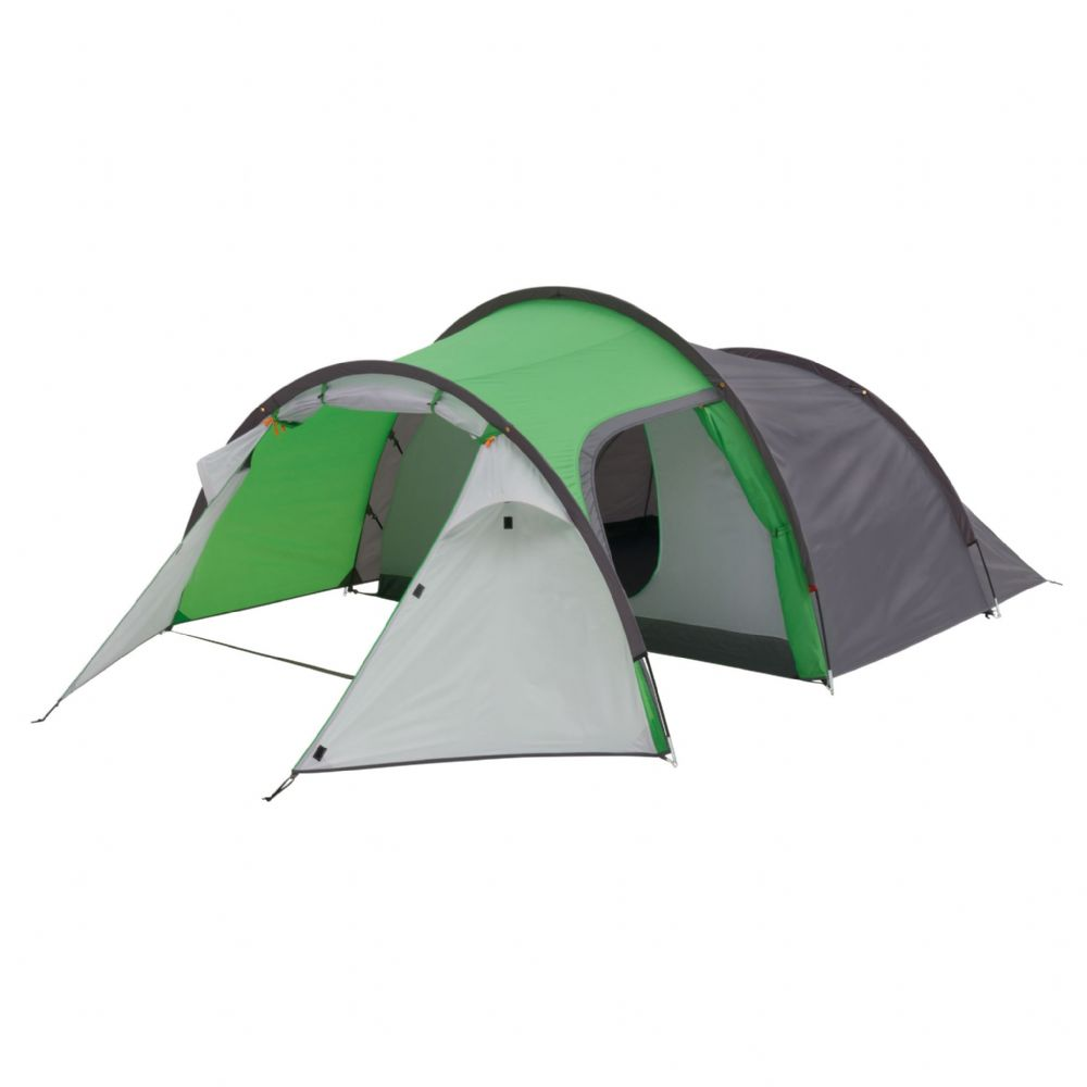 Coleman Cortes 4 Man Expedition Camping Tent, Family Tents Grasshopper Leisure